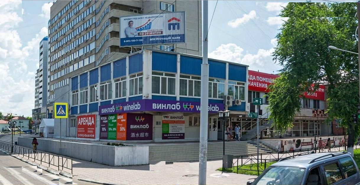 аренда помещений в ТЦ на ул. Ленина, 136