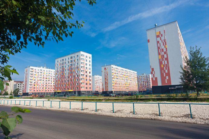 жилой комплекс Спутник