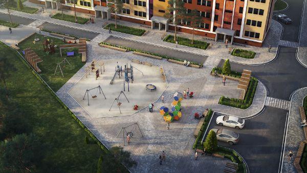 4-я Фотография ЖК «Архитектор 3»