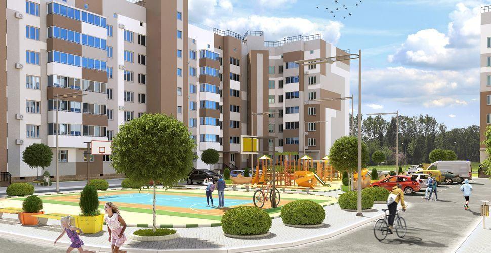 жилой комплекс Семейный квартал