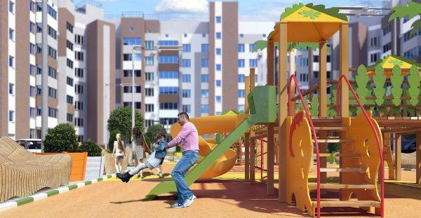 7-я Фотография ЖК «Семейный квартал»