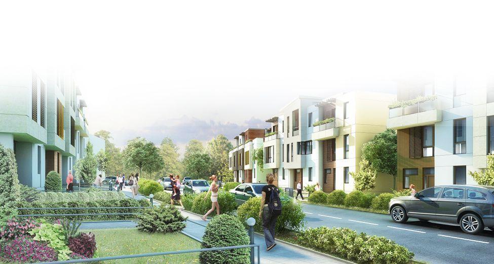 жилой комплекс Новый Берег Эко
