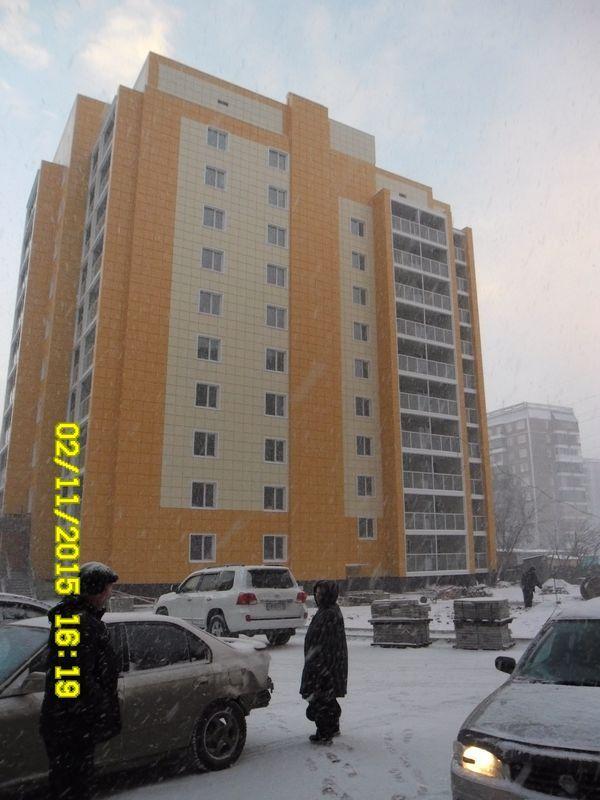 продажа квартир по ул. Водопроводная, 14