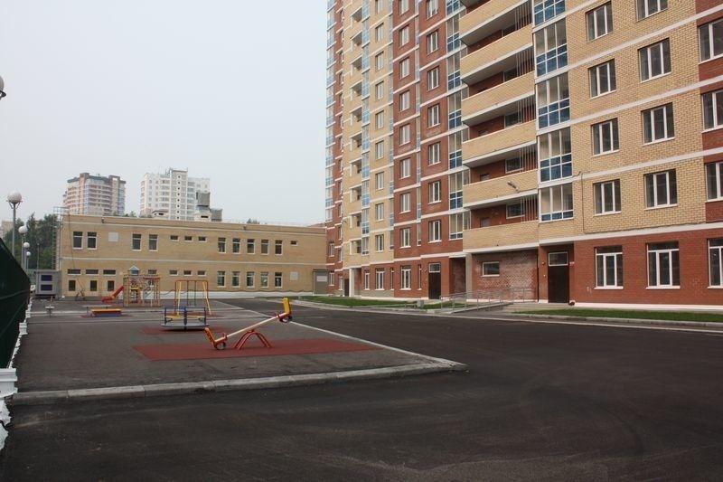 жилой комплекс по ул. Уинская, 15А