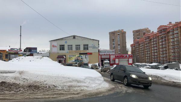 Офисно-производственный комплекс на ул. Радищева, 117