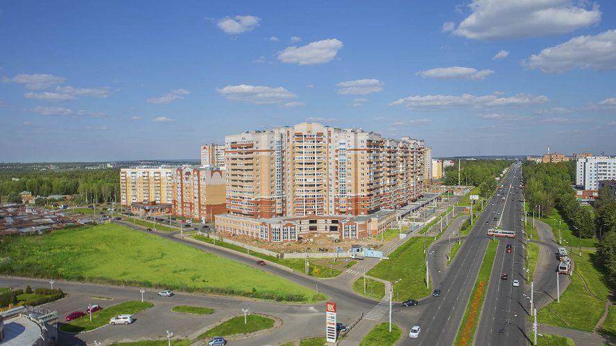 жилой комплекс Аврора