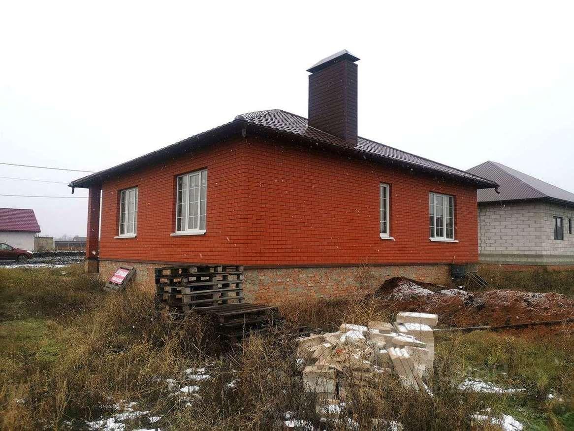 Купить дом 100м² Белгородская область, Белгородский район, Пушкарное село - база ЦИАН, объявление 245549226