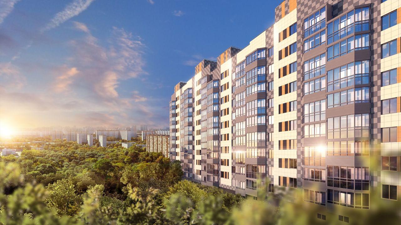 купить квартиру в ЖК Дом на Минской