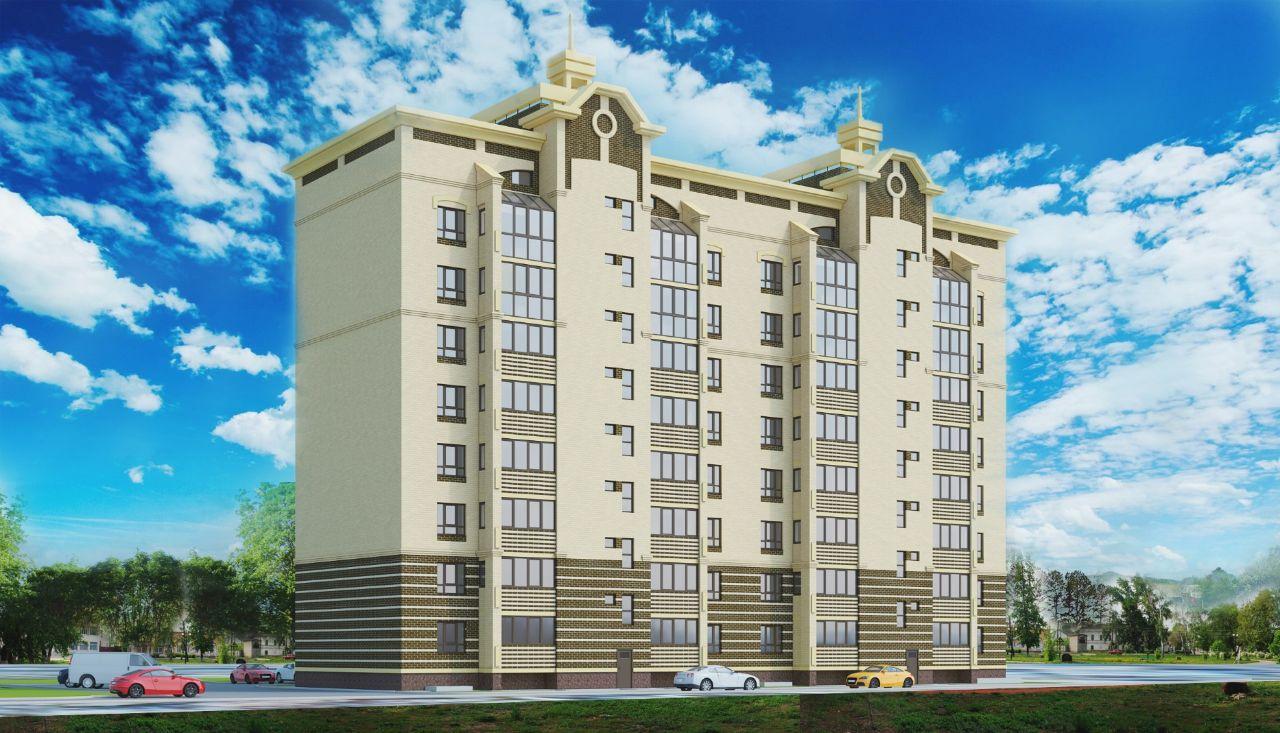жилой комплекс 3 микрорайон