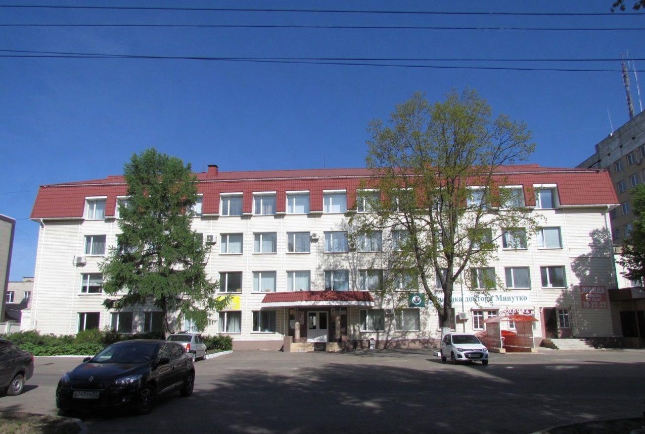 Бизнес Центр на ул. Сурена Шаумяна, 35
