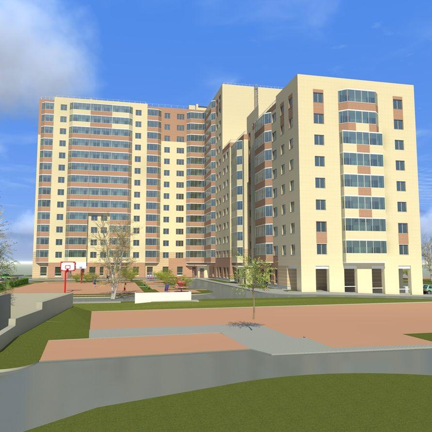 купить квартиру в ЖК Зеленый квартал