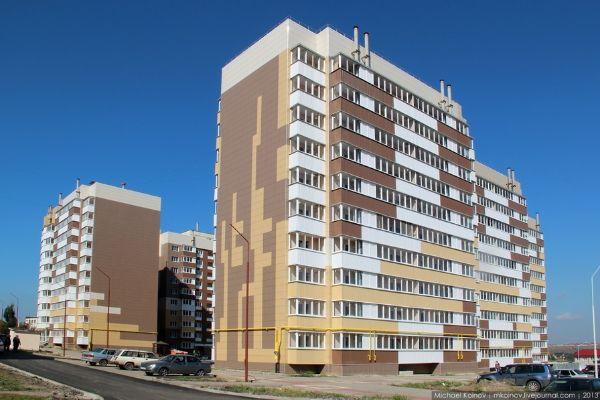 1-я Фотография ЖК «Спутник»