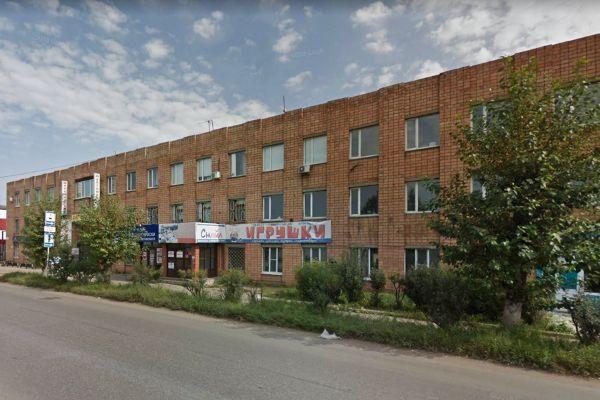 Офисно-производственный комплекс Медавтотранс