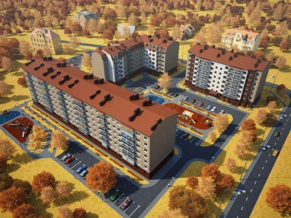 2-я Фотография ЖК «Янтарное Яблоко»