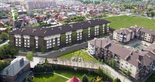 4-я Фотография ЖК «Зеленый квартал 2»