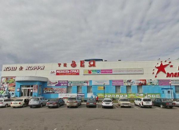Торгово-офисный комплекс Зея