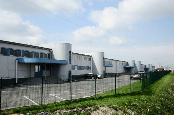Офисно-складской комплекс Грузовой терминал Руслан