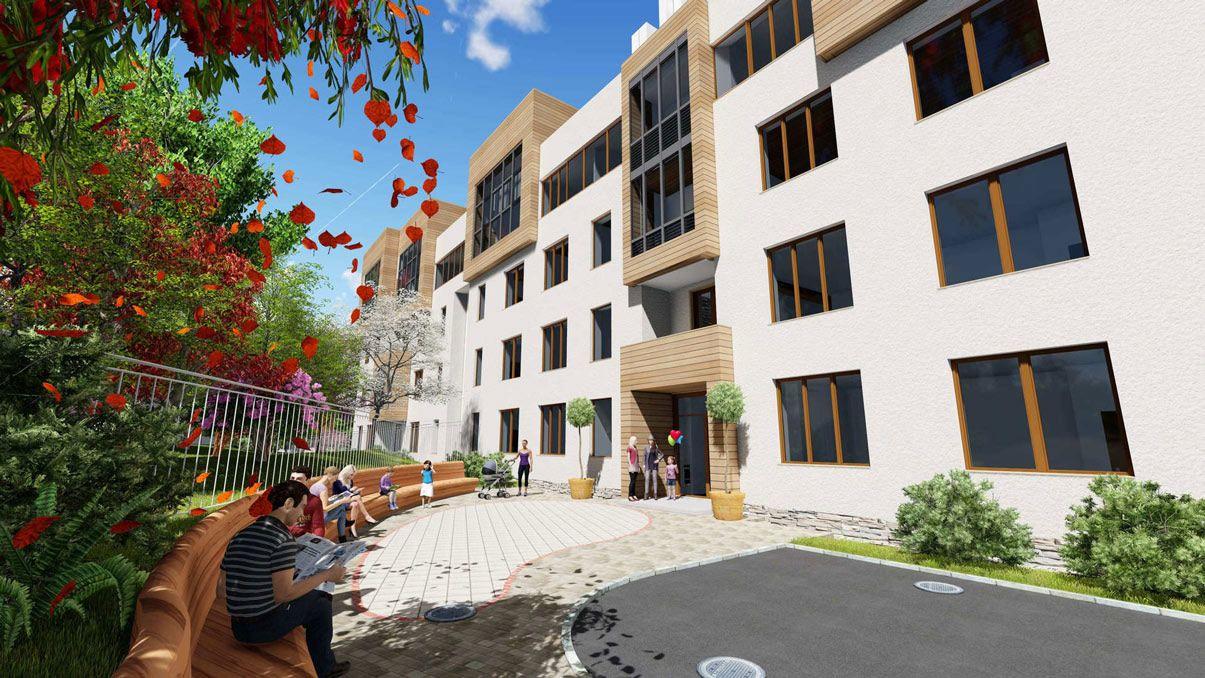 купить квартиру в ЖК Александрия 2 (Террасы Александрии)