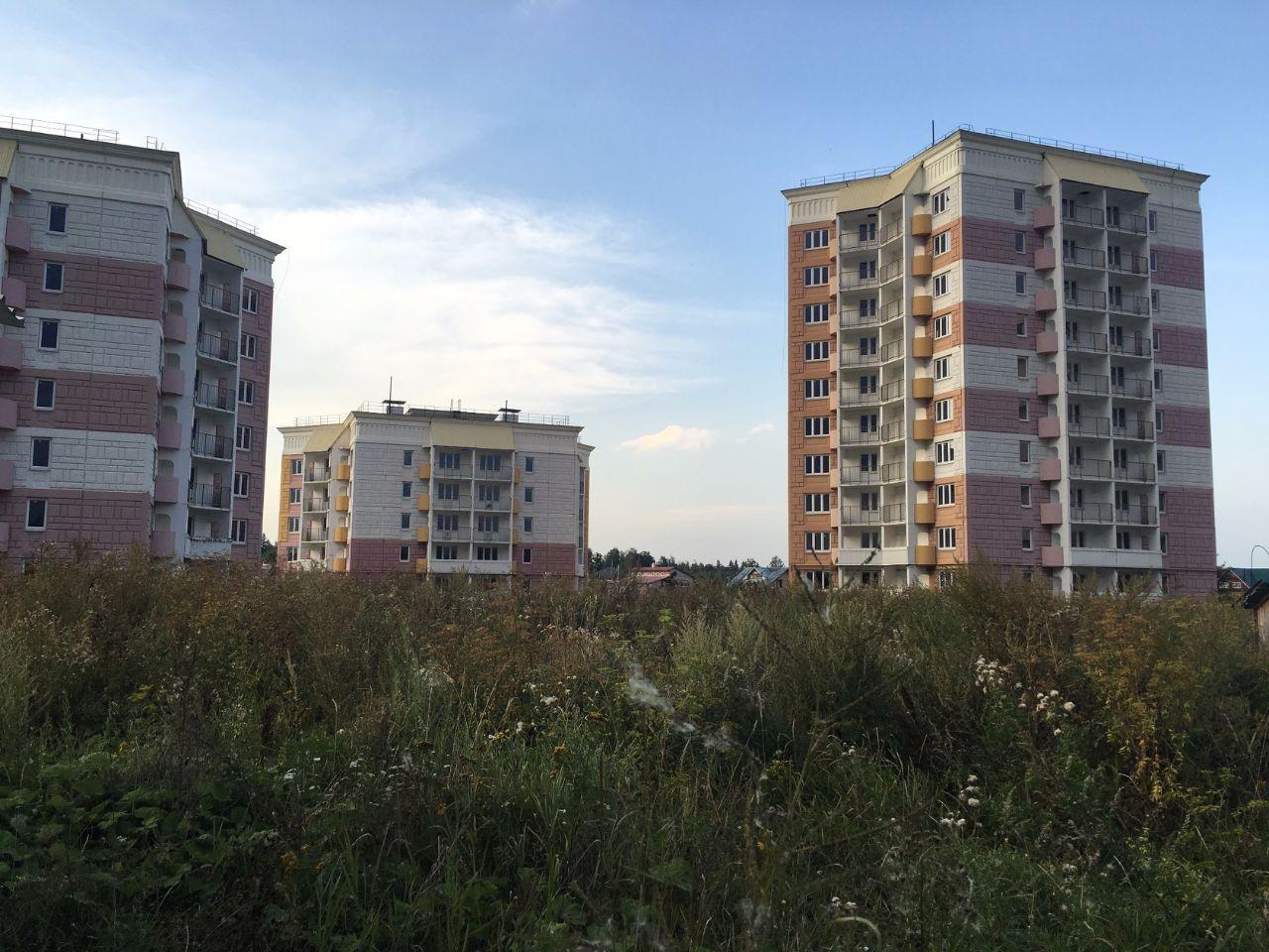 купить квартиру в ЖК Северное Сияние