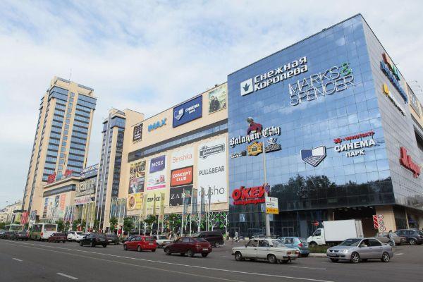 Торгово-офисный комплекс Галерея Чижова