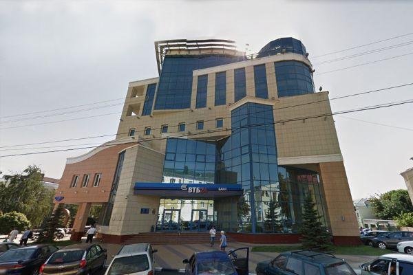 Офисный центр на проспекте Славы, 35А