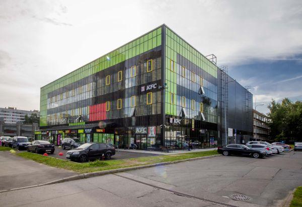 Торгово-развлекательный центр Steit (Стэйт)