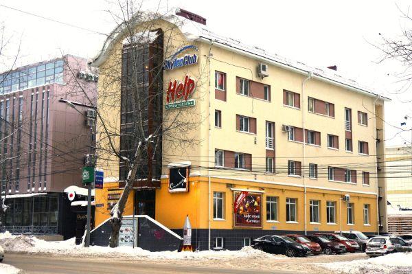 Бизнес-центр на ул. Учебная, 35Г