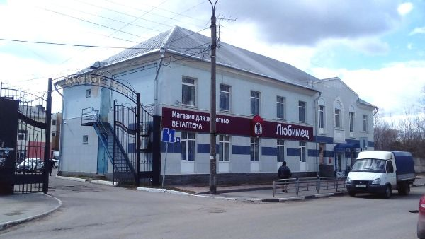 Офисное здание в Спортивном переулке, 1А