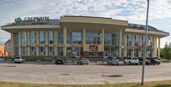 Торгово-офисный комплекс Времена года