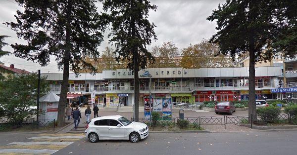 Торговый центр Белый Лебедь