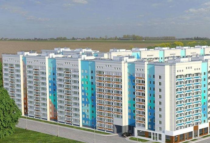 жилой комплекс Лазурный