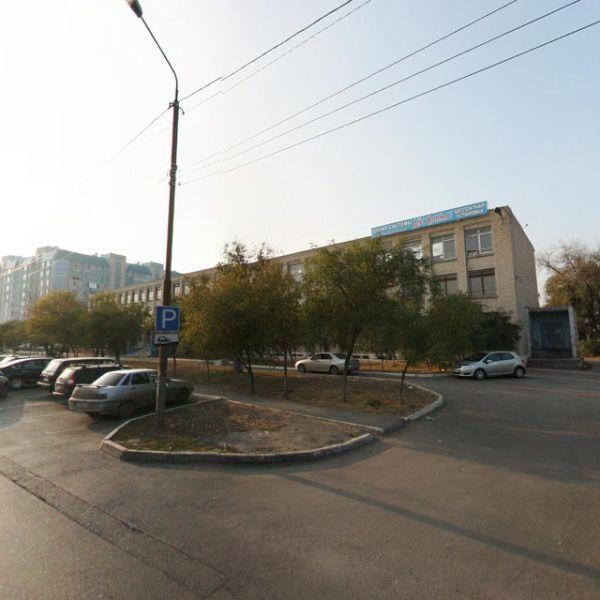 Отдельно стоящее здание на ул. Набережная Приволжского Затона, 14