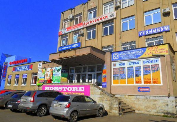 Торгово-офисный комплекс на ул. Великая, 22