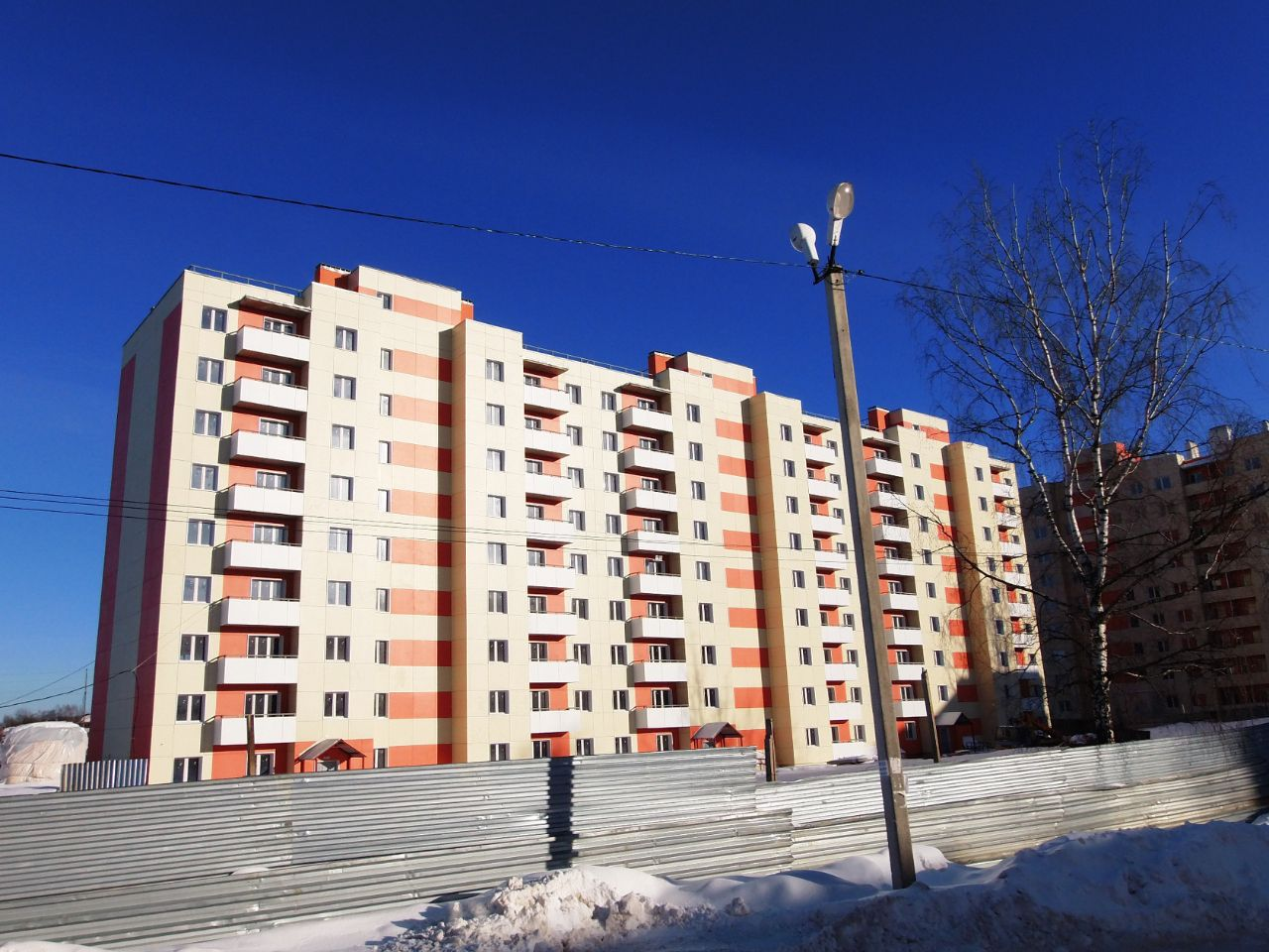 купить квартиру в ЖК Спортивный