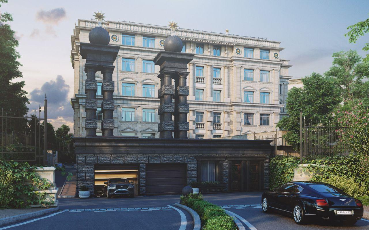 жилой комплекс Astris (по ул. Косыгина, 21)