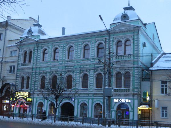 Торгово-офисный комплекс Платонов