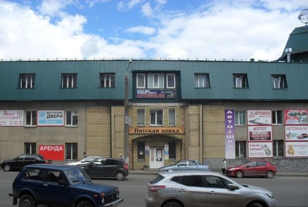 Отдельно стоящее здание на ул. Профсоюзная, 7