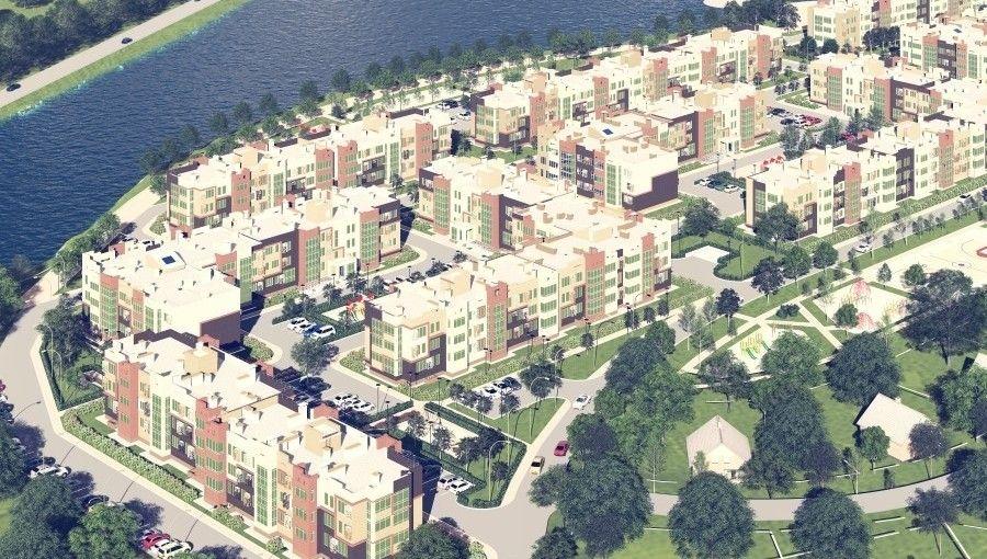 жилой комплекс Озерный