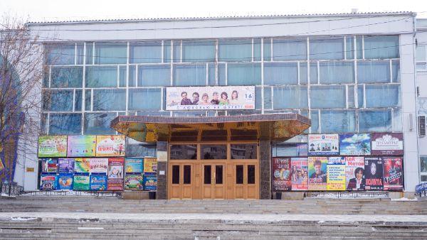 Административное здание на ул. Льва Толстого, 22