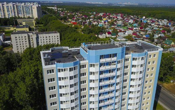 9-я Фотография ЖК «На Одоевского»