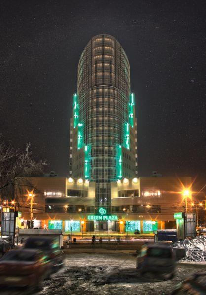 Бизнес-центр GREEN PLAZA (Грин Плаза)