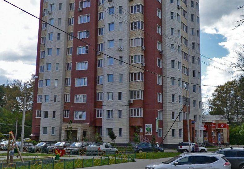 жилой комплекс ул. Захарченко