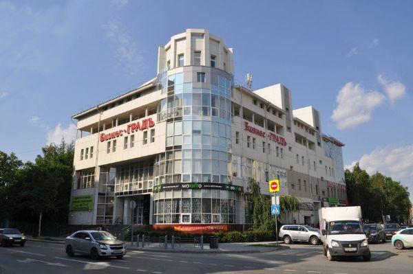 Офисный центр Бизнес-ГРАДЪ