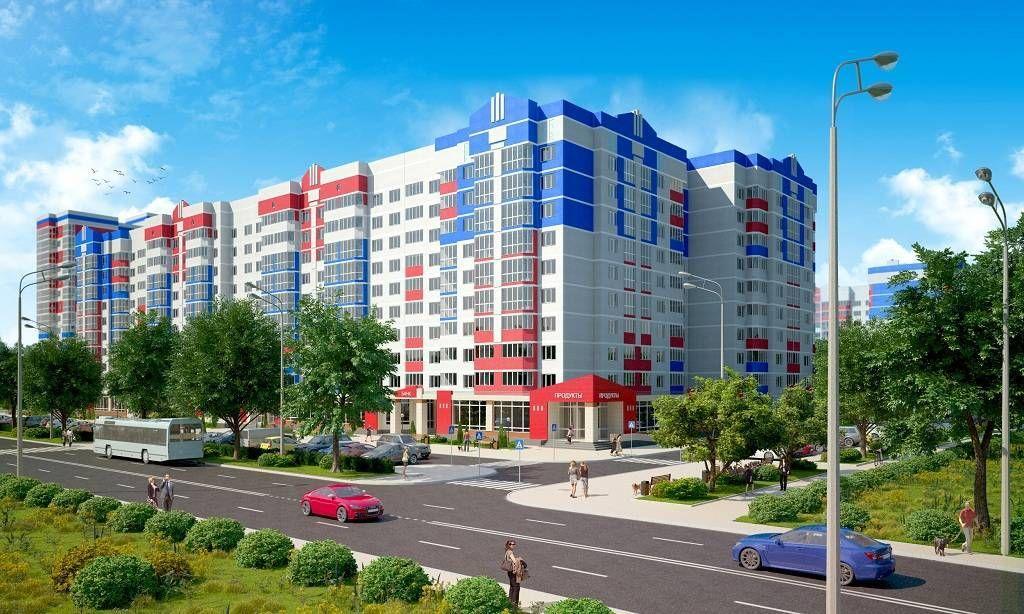жилой комплекс Квартал Авиаторов