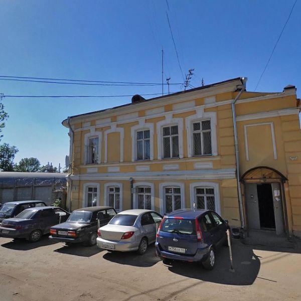Административное здание на ул. Комсомольская, 9