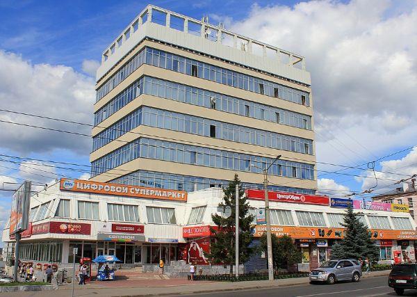 Торгово-офисный комплекс Дом Мод (Dom mod)