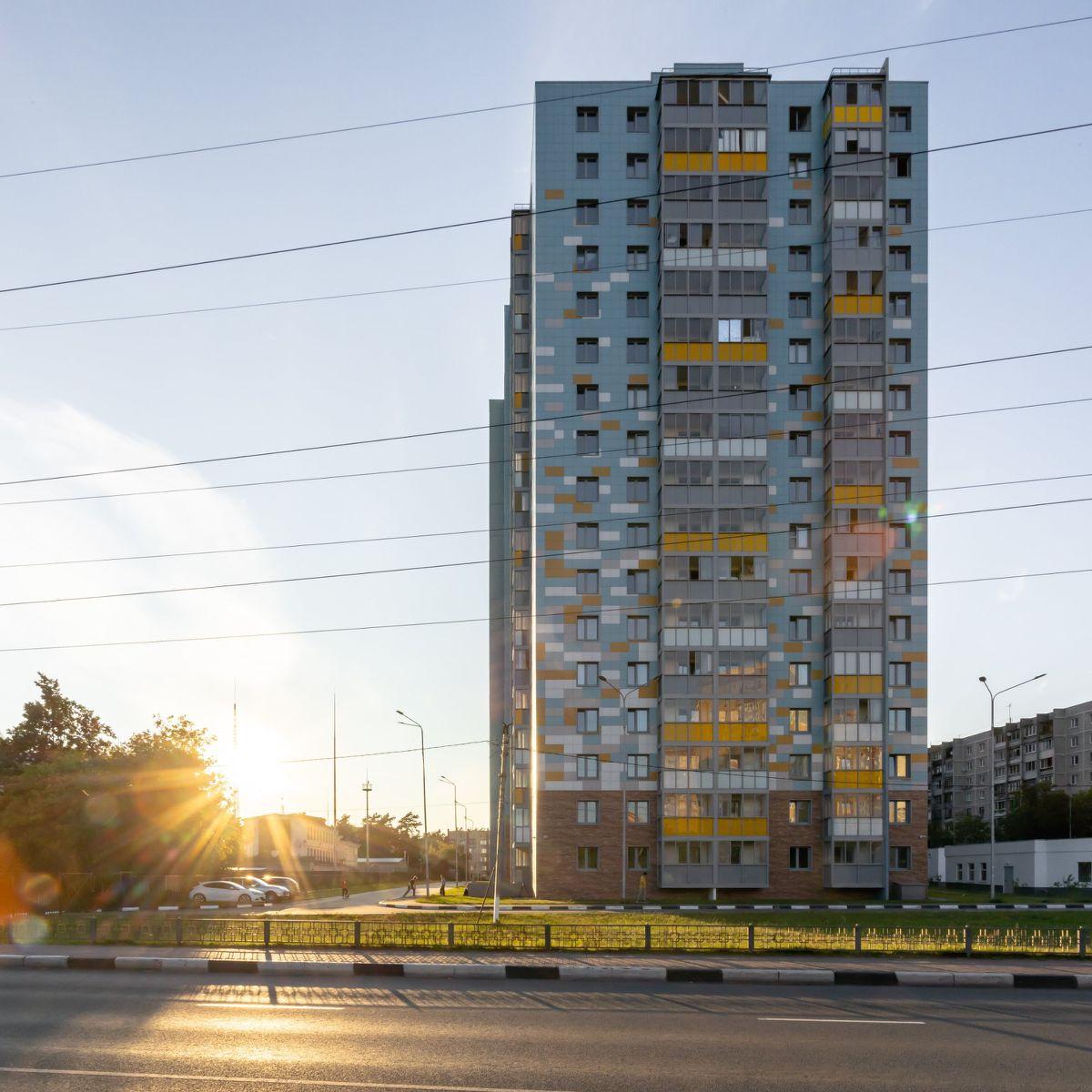 жилой комплекс Флагман