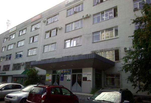 Бизнес-центр на ул. Куйбышева, 12