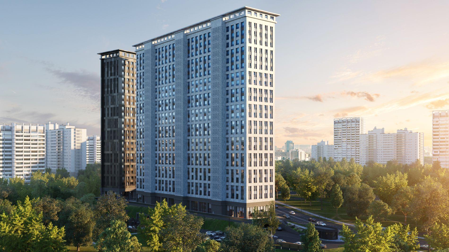 жилой комплекс Shome (По ул. Кастанаевская 68)