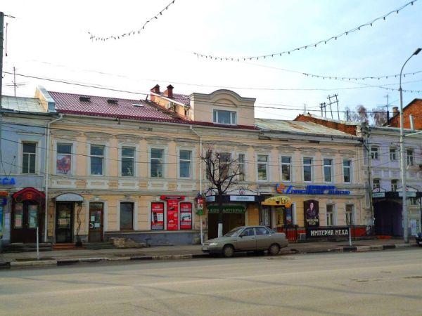 Торгово-офисный комплекс на ул. Соборная, 17